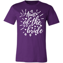 Load image into Gallery viewer, Aunt of the Bride Adult Tee