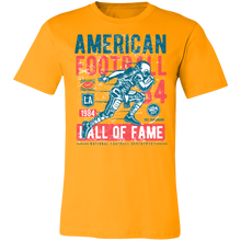 Load image into Gallery viewer, American Football Distressed Adult Tee