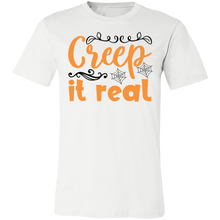 Load image into Gallery viewer, Creep it Real #1 Adult Tee