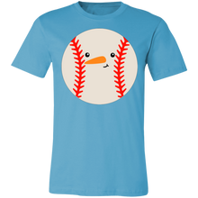 Load image into Gallery viewer, Baseball Snowball #1 Adult Tee