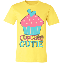 Load image into Gallery viewer, Cupcake Cutie Adult Tee