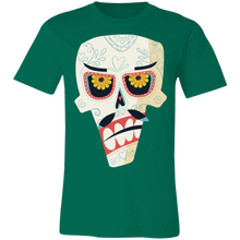 Load image into Gallery viewer, Artistic Skull #2 Adult Tee
