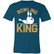 Load image into Gallery viewer, Bowling King Adult Tee