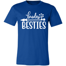 Load image into Gallery viewer, Brides Besties Adult Tee