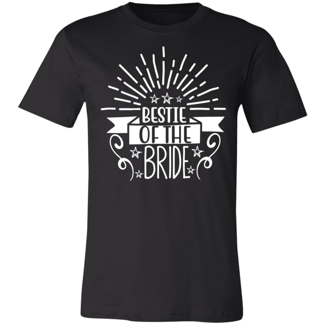 Bestie of the Bride #2 Adult Tee