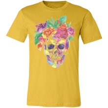 Load image into Gallery viewer, Artistic Skull #27 Adult Tee