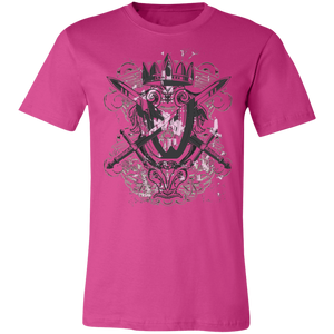 Crown and Sword Adult Tee