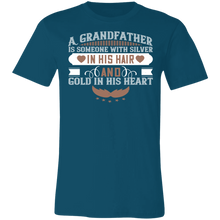 Load image into Gallery viewer, A Grandfather is #1 Adult Tee