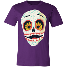 Load image into Gallery viewer, Artistic Skull #6 Adult Tee