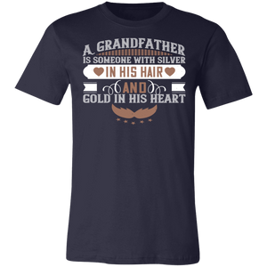 A Grandfather is #1 Adult Tee