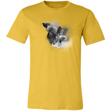 Load image into Gallery viewer, Artistic Fish #1 Adult Tee