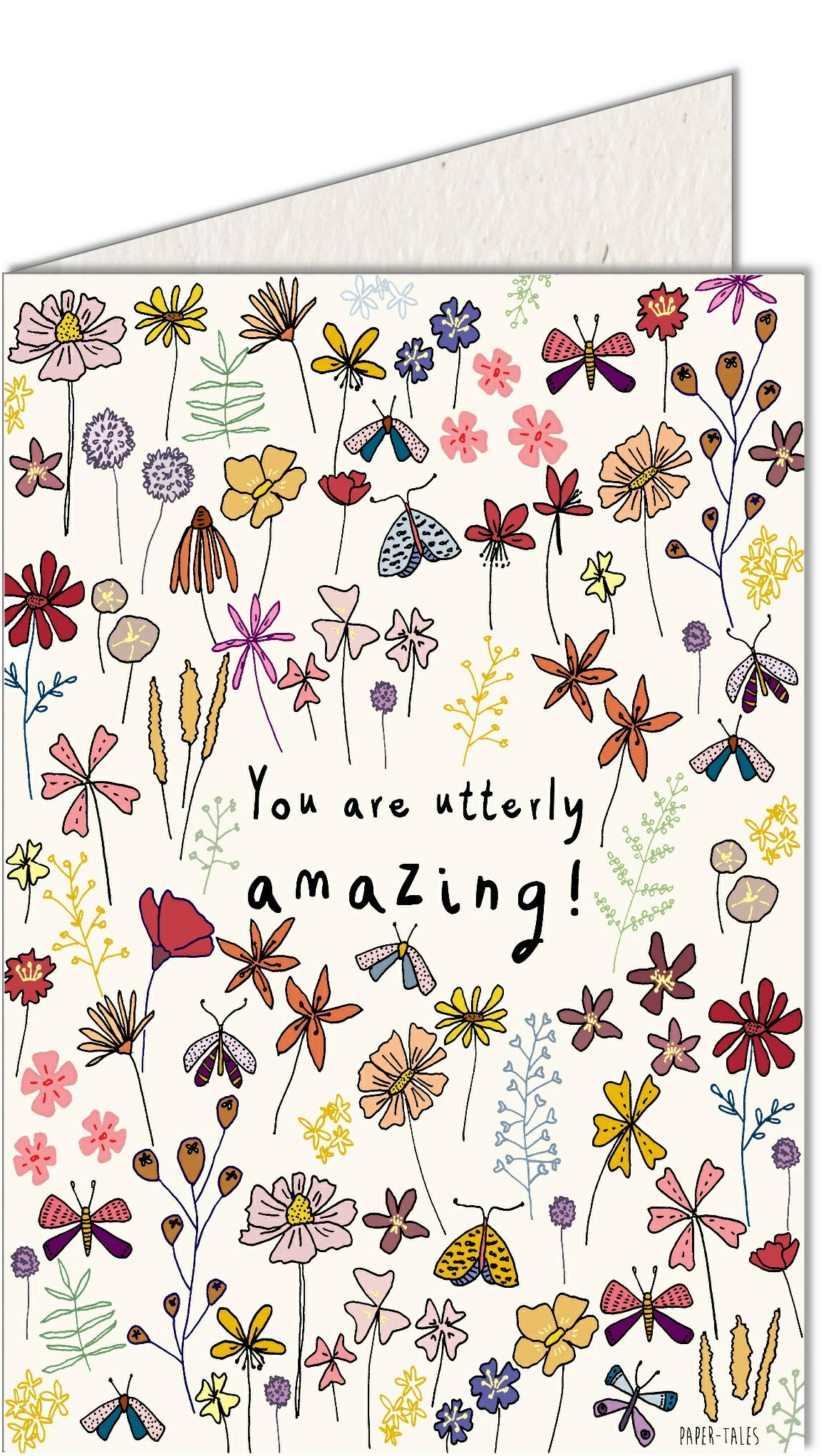 Greeting Card | Utterly Amazing