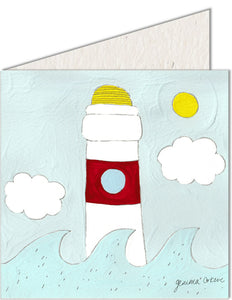 Greeting Card | Lighthouse