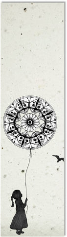 Bookmark | Mandala Balloon