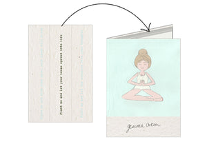 Notebook | Yoga Lady