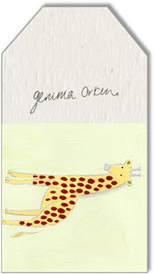 Set of 5 tags | Animals