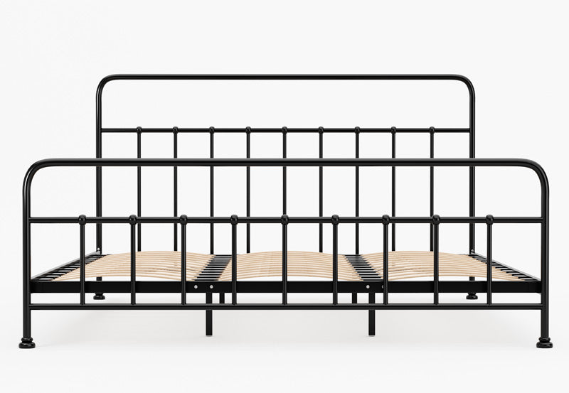 Skye Metal Bed Frame (Black)
