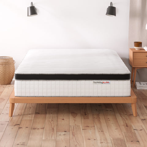 King Mattress Pocket Spring with Latex & Memory Foam (Supreme Collection, 31cm)