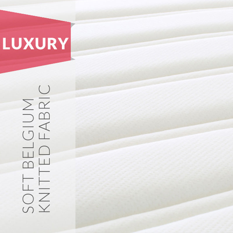 Double Mattress Pocket Spring with Latex & Memory Foam (Supreme Collection, 31cm)