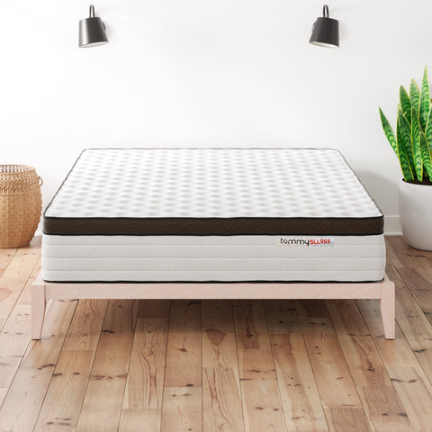 Single Mattress Pocket Spring with Latex (Hampton Collection, 29cm)
