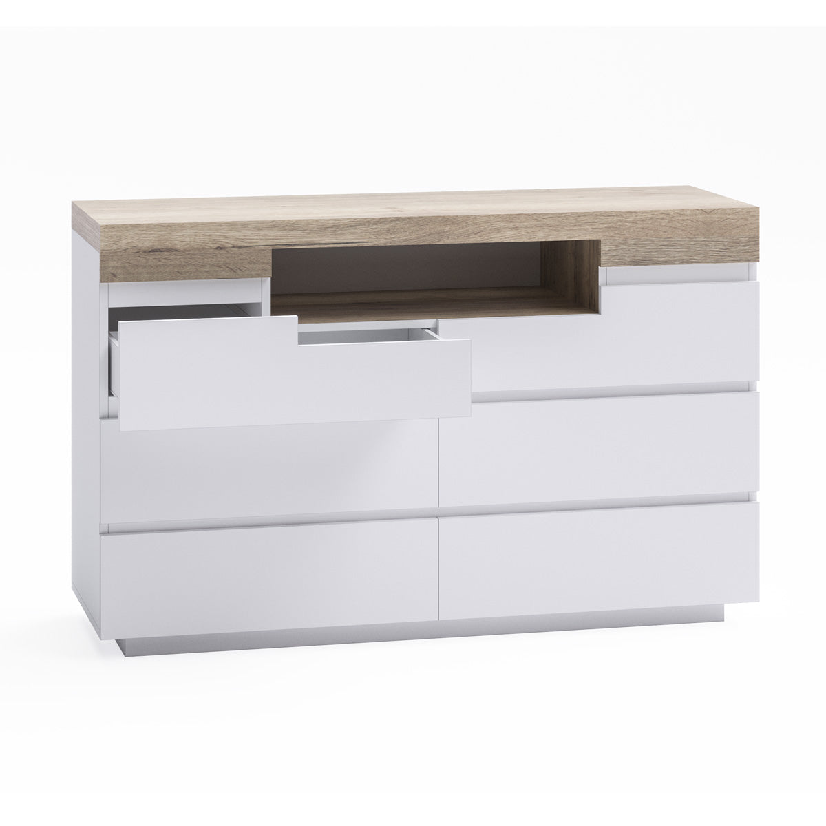 Six Drawer Lowboy Unit (Coogee Collection)