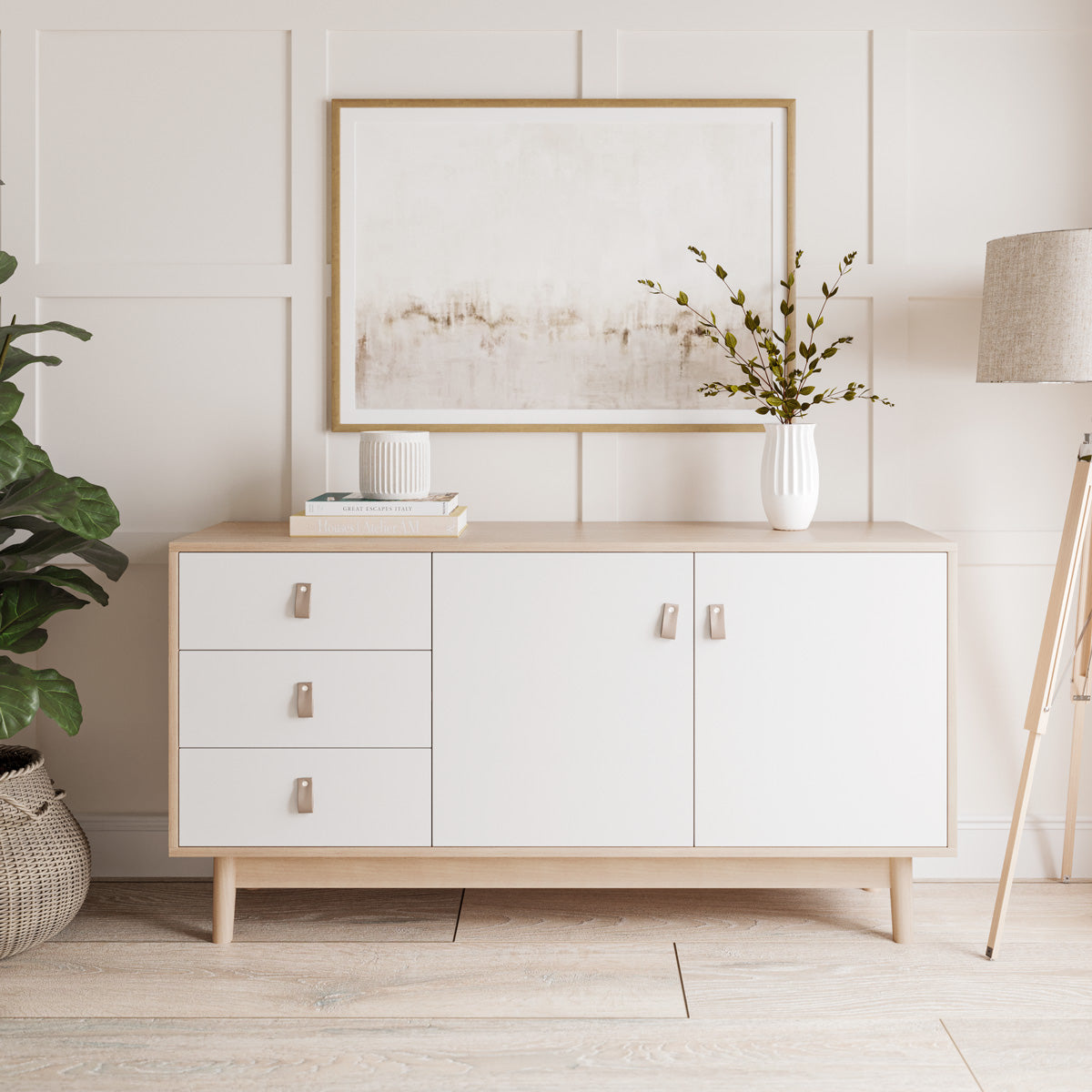 Sideboard Buffet Unit (Odette Collection)