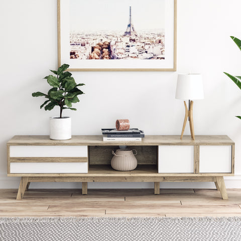 TV Cabinet Entertainment Unit (160cm Hannah)