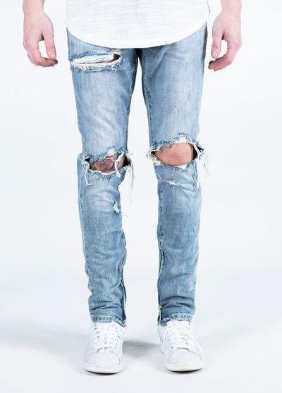 Crysp Pacific Denim (Stone Wash)