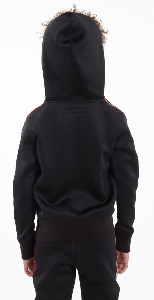 Cult of Individuality Kids Scuba Stripe Hoody (Black)