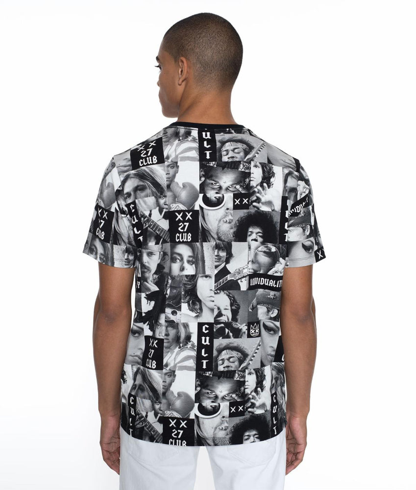 Cult of Individuality 27 Club Crew Neck T-Shirt