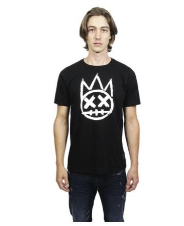 Cult of Individuality Shimuchan Logo Crew Neck T-Shirt (Black)