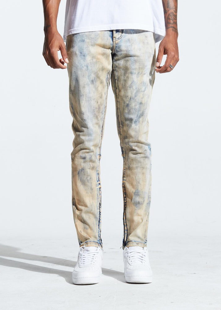 Crysp Pacific Denim (Sand)
