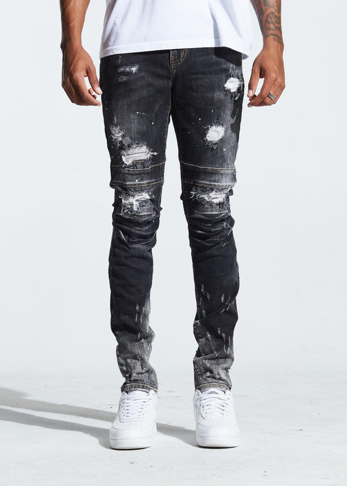 Crysp Duncan Denim (Black Wash)