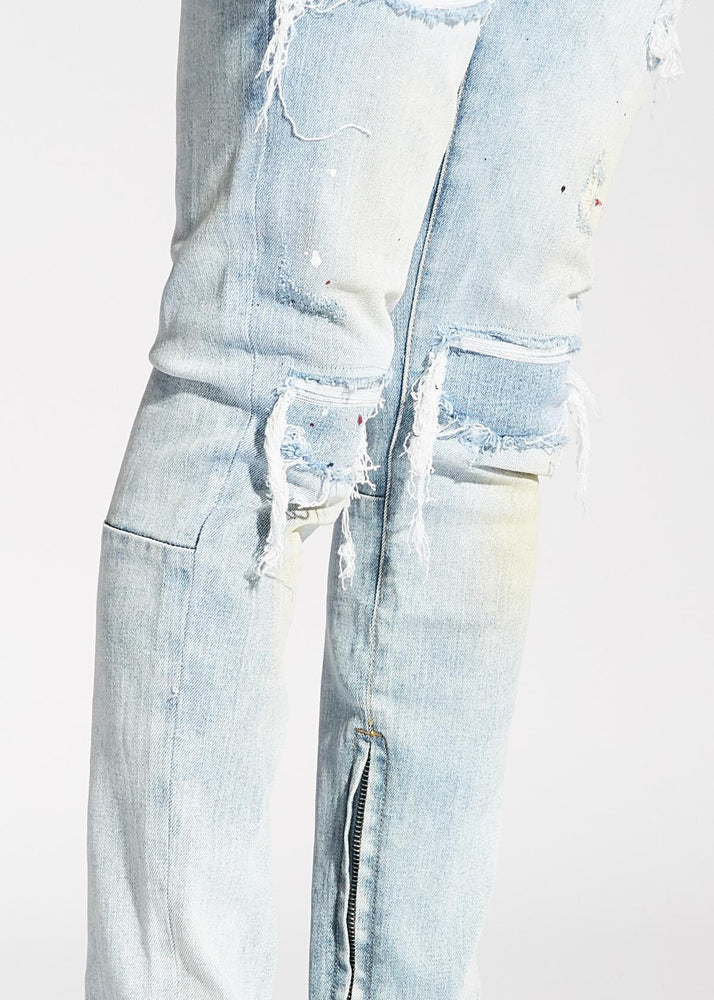 Crysp Pacific Denim (Light Blue)