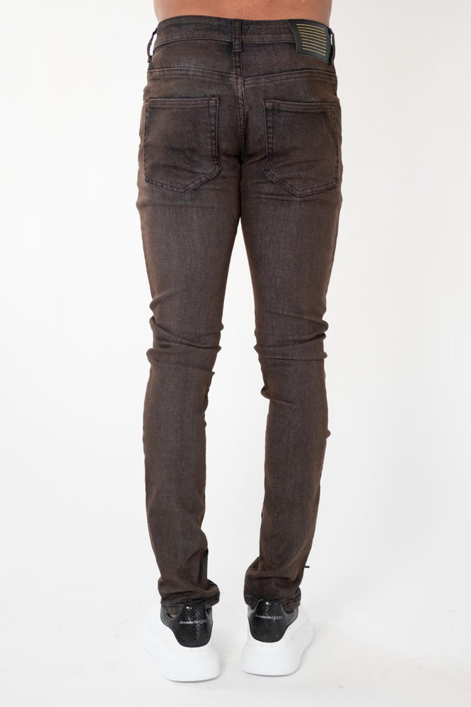 "Serenede ""Ancient Chaga"" Jeans"