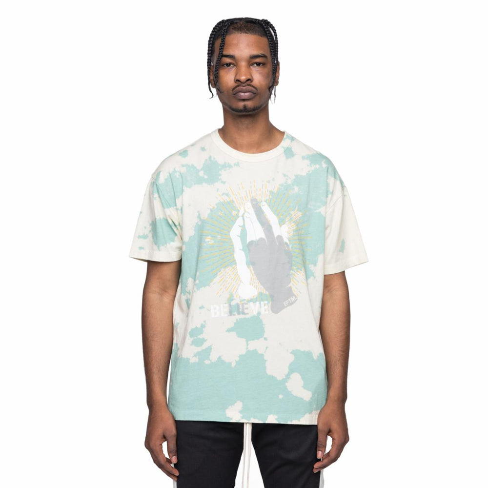 EPTM Believe/Lie Tee (Green)