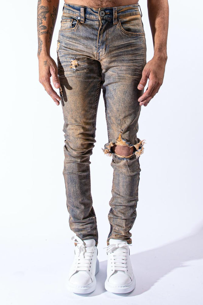 "Serenede ""Mount Sinai"" Jeans"