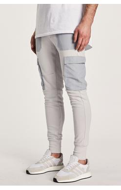 NXP Selector Tech Trackpant (Grey)