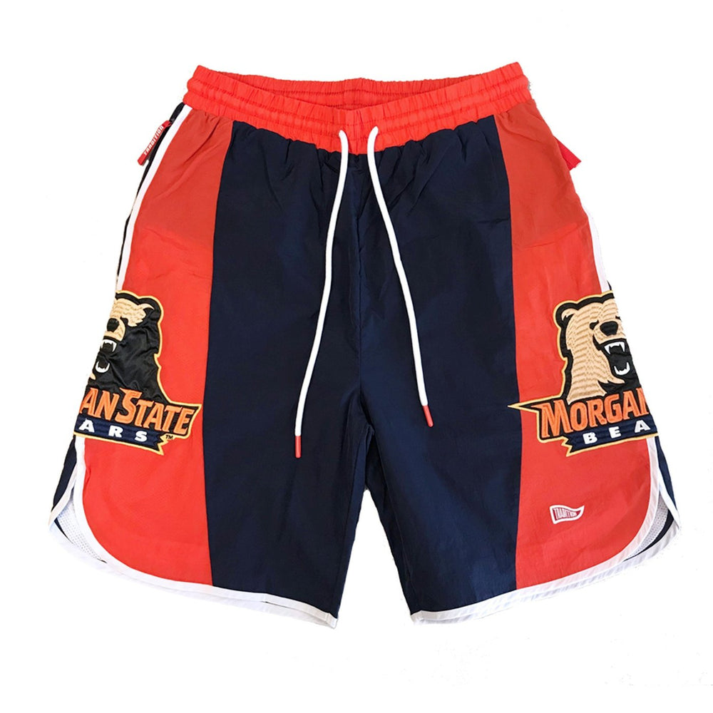 Morgan State Bel-Air Nylon Short