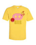 Tomi Get Fat Piggy Tee (Banana)