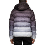 EPTM Gradient Padding Coat (Black/White)