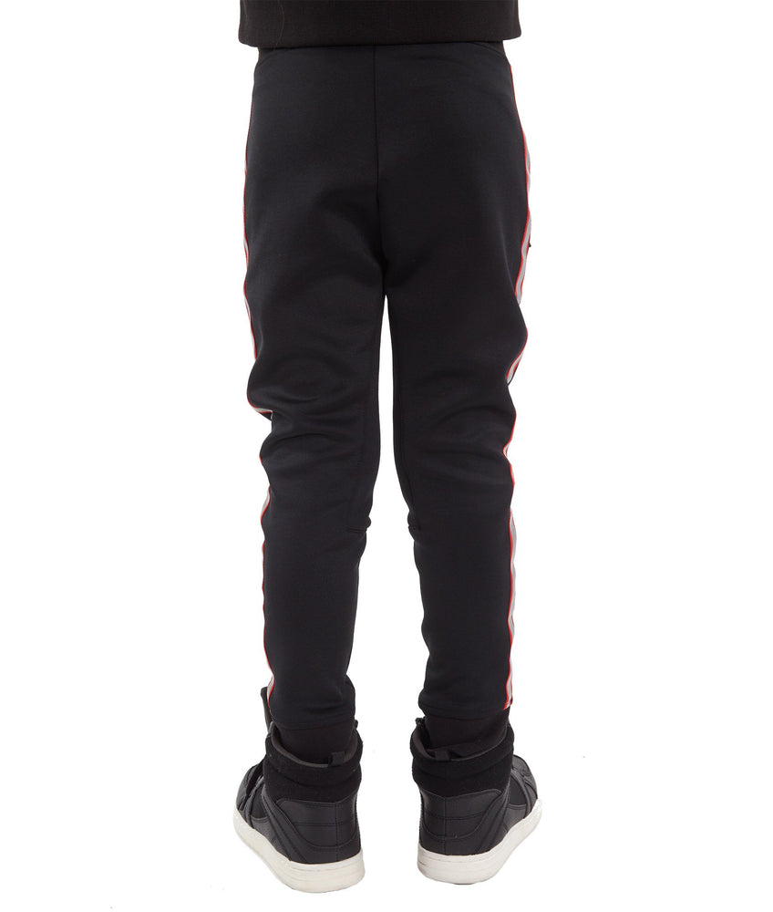 Cult of Individuality Kids Scuba Stripe Sweatpant (Black)