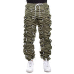 EPTM Accordion Pants (Olive/White)