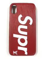 "CaseNerd ""SUPR Red"" iPhone Case"