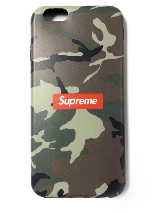 "CaseNerd ""SUP Woodland Camo"" iPhone Case"