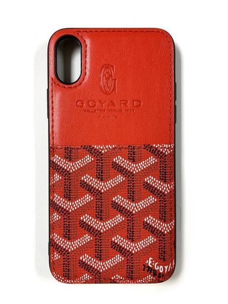 "CaseNerd """"Pocket Go Black"""" iPhone Case (Red)"