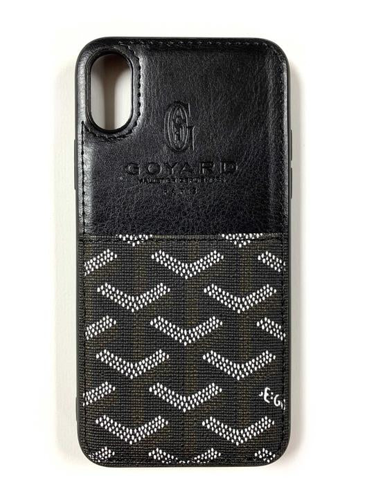 "CaseNerd """"Pocket Go Black"""" iPhone Case (Black)"