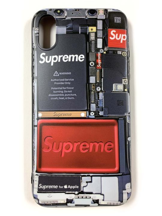 "CaseNerd ""Powered By Hype"" iPhone Case"