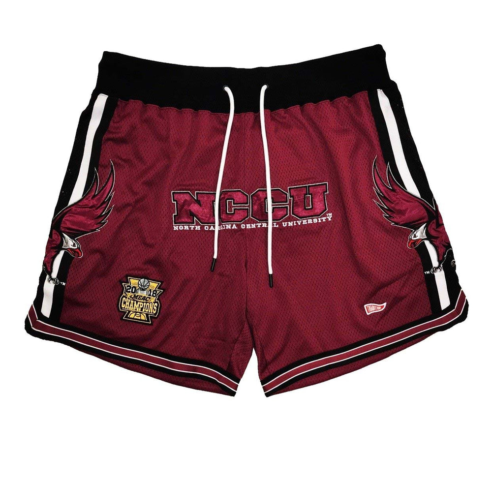 NCCU G.O.A.T basketball Shorts