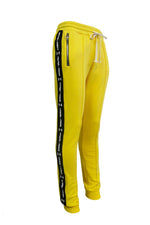 Homme + Femme  Everyday Track Pants (Yellow)